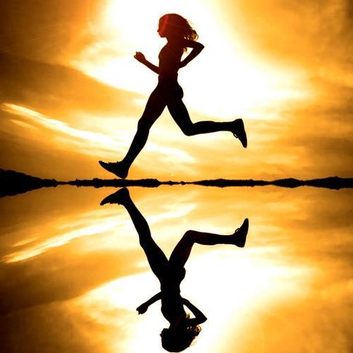 Viete ako behať?