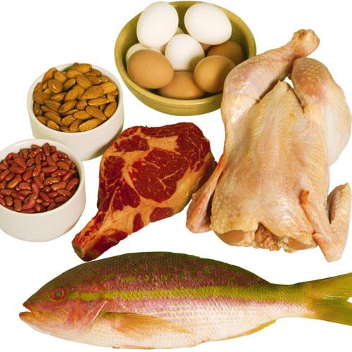 Zvýšte príjem bielkovín a schudnete